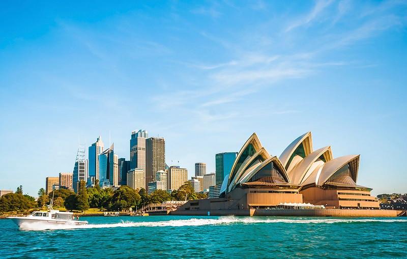Thành phố cảng Sydney
