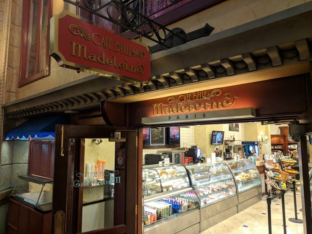 Top 5 nhà hàng cà phê & bánh ngọt ngon nhất tại Las Vegas - Cafe Belle Madeleine 2