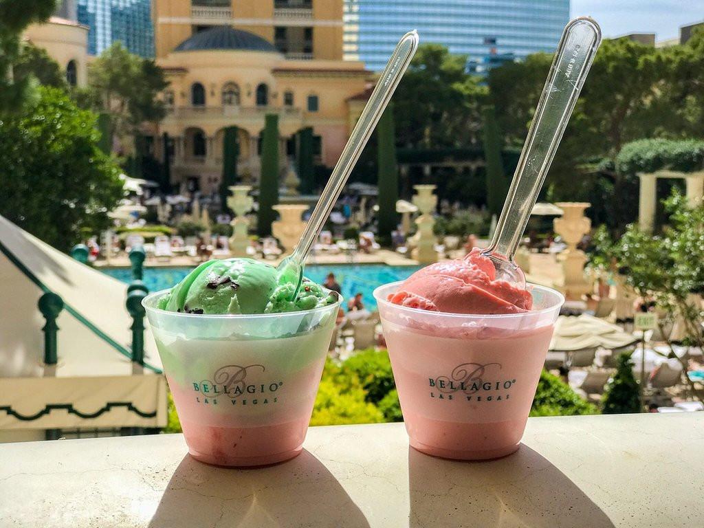 Top 5 nhà hàng cà phê & bánh ngọt ngon nhất tại Las Vegas - Cafe Gelato 2