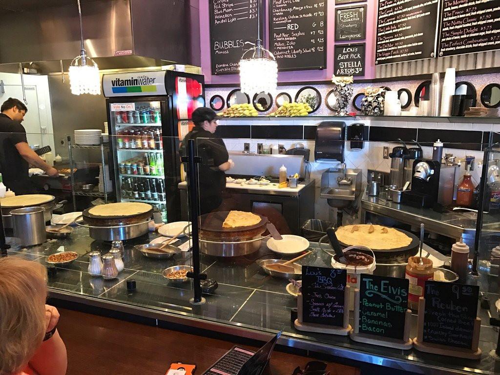 Top 5 nhà hàng cà phê & bánh ngọt ngon nhất tại Las Vegas - Crepe Expectations 2