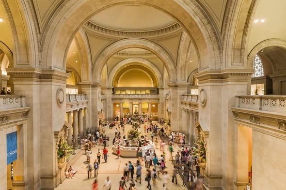 Dừng Chân Tại New York Nên Ghé Những Nơi Đâu - Bảo tàng nghệ thuật