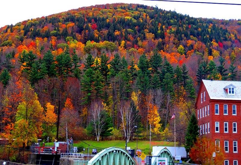Du lịch Mỹ đi đâu để ngắm lá vàng, lá đỏ mùa thu? - ảnh 2