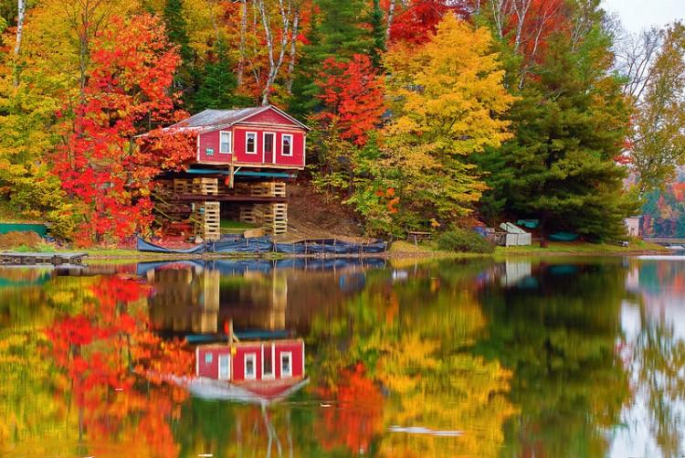 Du lịch Mỹ đi đâu để ngắm lá vàng, lá đỏ mùa thu? - ảnh 9