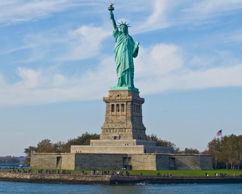 Dừng Chân Tại New York Nên Ghé Những Nơi Đâu - Tượng Nữ thần Tự do