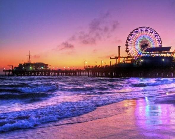 Cảng biển Santa Monica