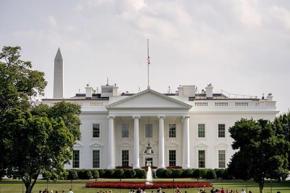 Những Điểm Đến Thu Hút Khách Ở Washington D.C - White House