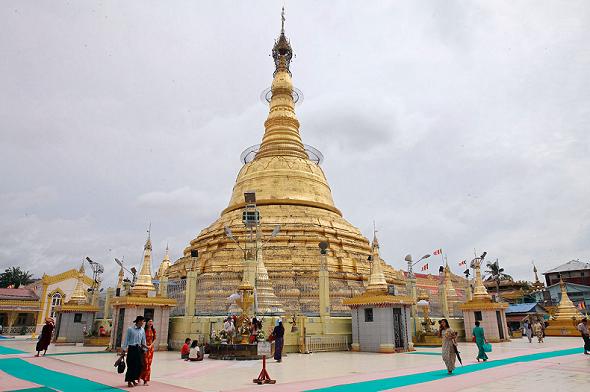 Top 3 ngôi chùa linh thiêng tại Yangon
