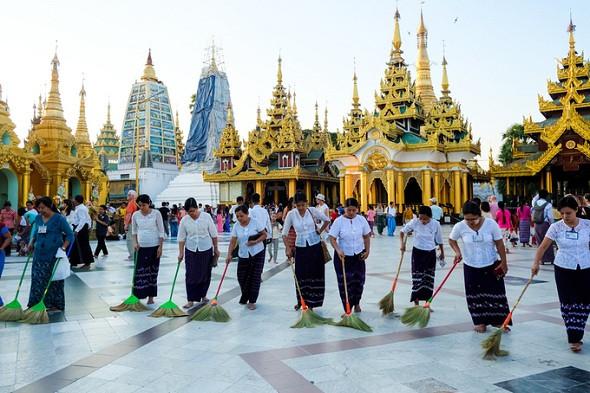Myanmar - Đất nước bị lãng quên