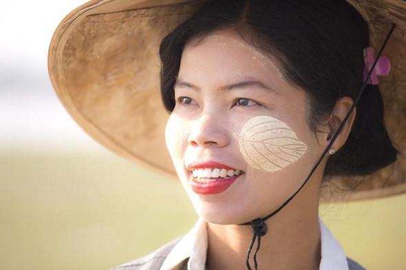 Những phong tục của người Myanmar bạn nên biết - Thanaka