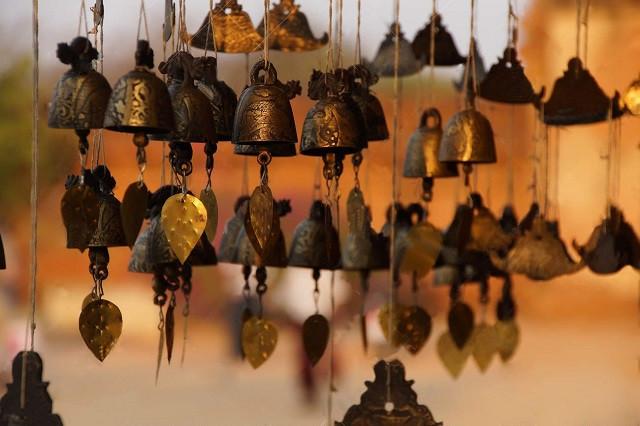 Món quà đặc sắc từ Vùng Đất Phật Myanmar - Chuông gió trừ tà