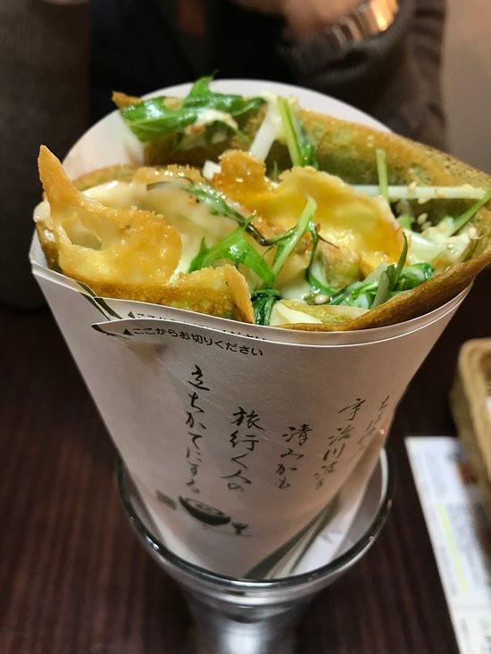 Tham khảo các cửa hàng có tiếng dành cho ''fan cuồng matcha'' ở Nhật Bản - ảnh 13