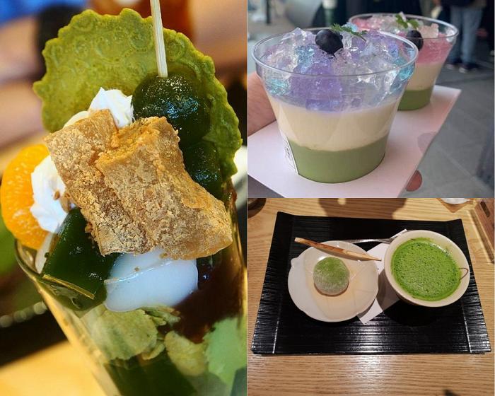 Tham khảo các cửa hàng có tiếng dành cho ''fan cuồng matcha'' ở Nhật Bản - ảnh 5