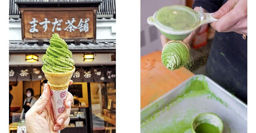 Tham khảo các cửa hàng có tiếng dành cho ''fan cuồng matcha'' ở Nhật Bản - ảnh 15