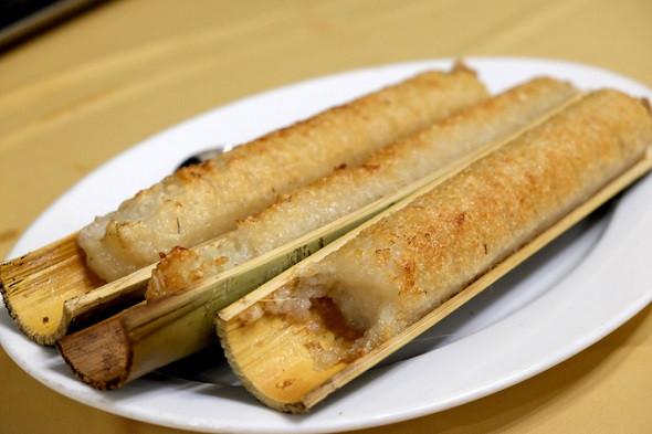 Khai phá ẩm thực núi rừng Tây Nguyên chỉ với 5 món - Cơm lam vị ngọt