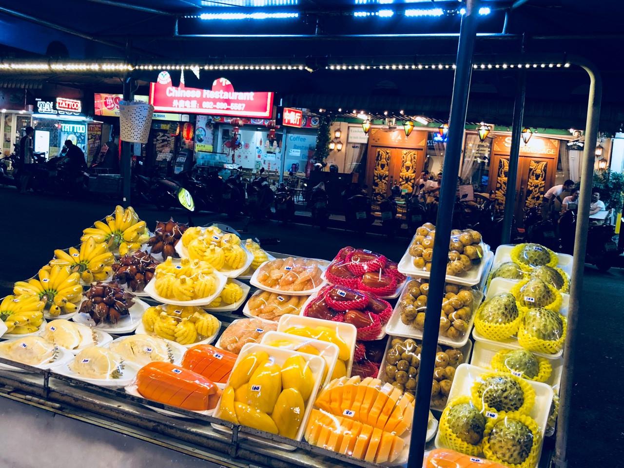 3 khu ẩm thực đường phố Thái Lan không thể bỏ qua trong dịp tết này - Khu China Town (Yaowarat)