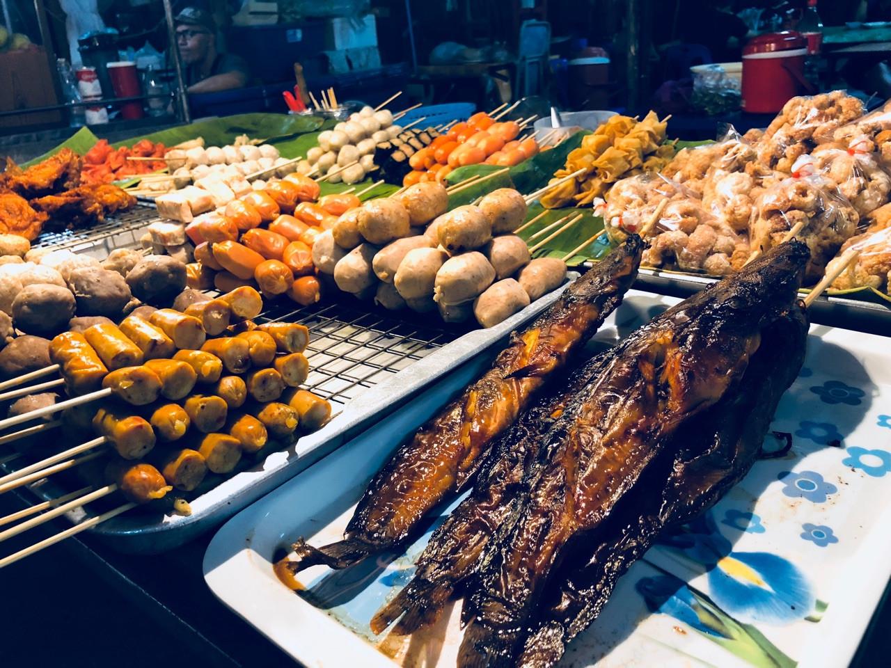 3 khu ẩm thực đường phố Thái Lan không thể bỏ qua trong dịp tết này - Đường Khao San 2
