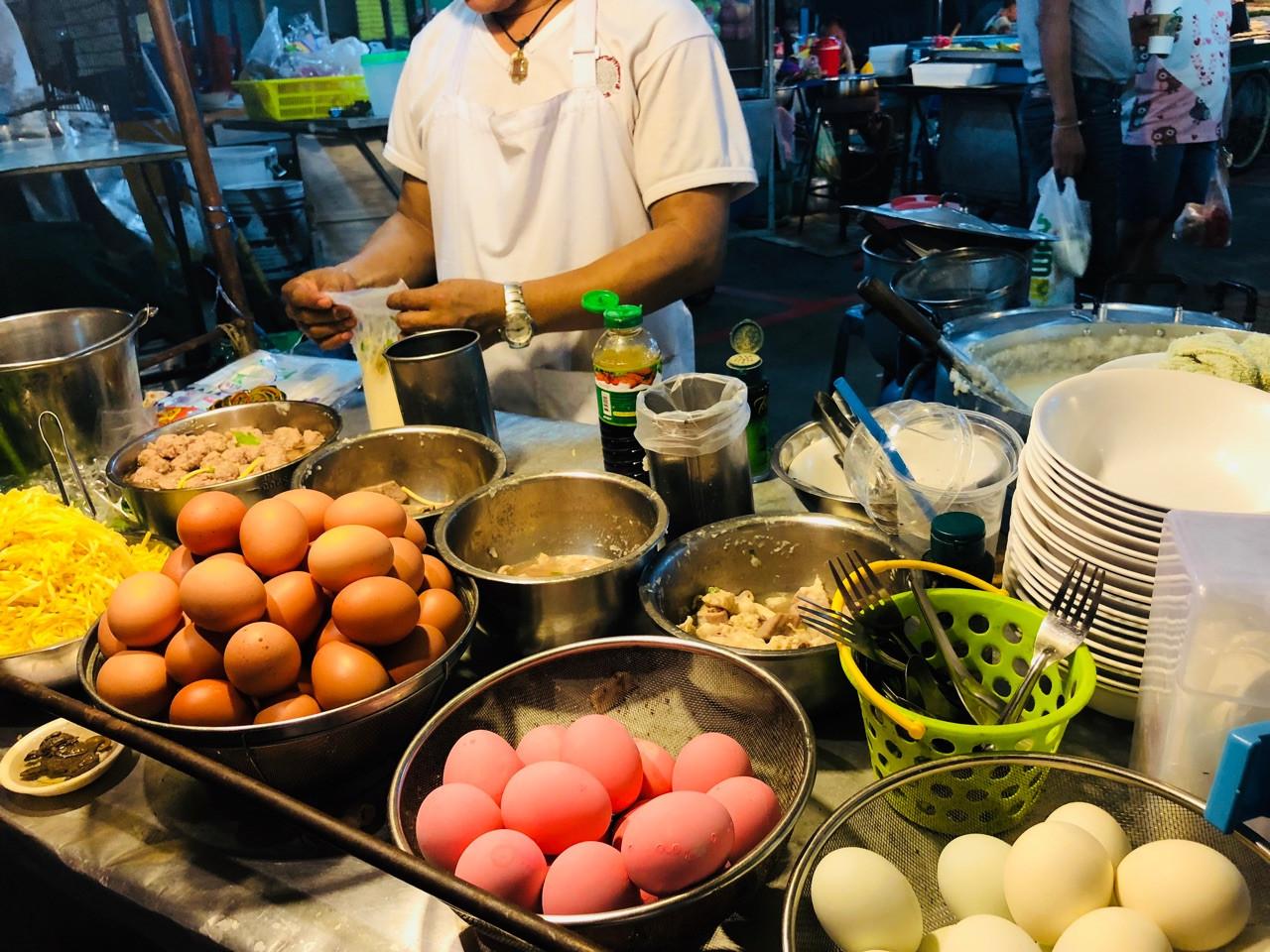 3 khu ẩm thực đường phố Thái Lan không thể bỏ qua trong dịp tết này - Chợ Pratunam