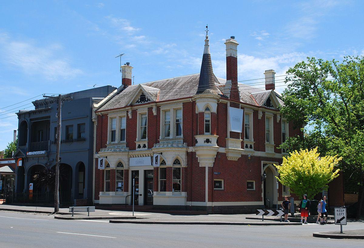 Thị trấn Ballarat - mỏ vàng của nước Úc
