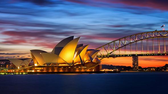 Ngẩn Ngơ Trước Những Địa Điểm Tuyệt Đẹp Của Nước Úc - Nhà hát con Sò