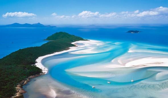Những điểu thú vị chỉ có ở nước Úc - Bãi biển Úc
