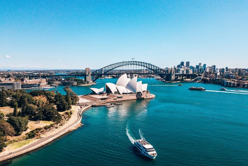 Du lịch Úc bằng phương tiện nào? - ảnh 1