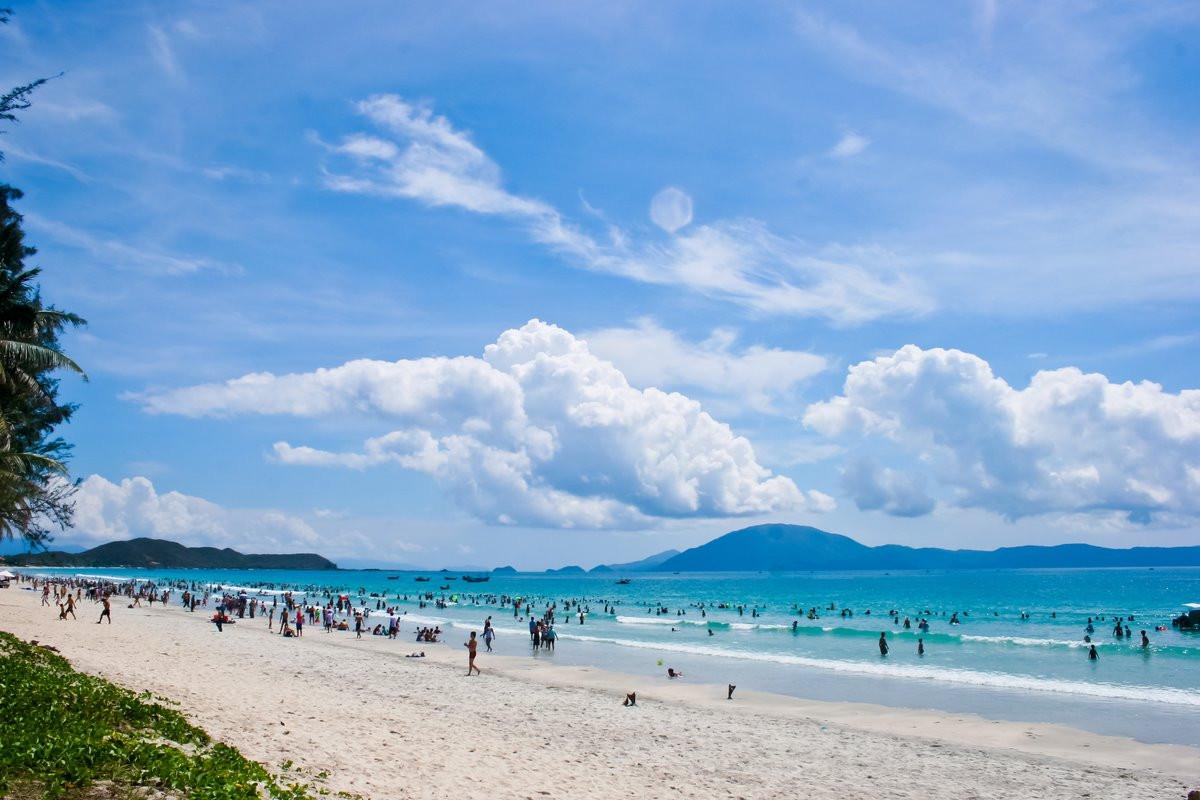 Kinh nghiệm khi đi tắm biển ở Nha Trang - ảnh 2