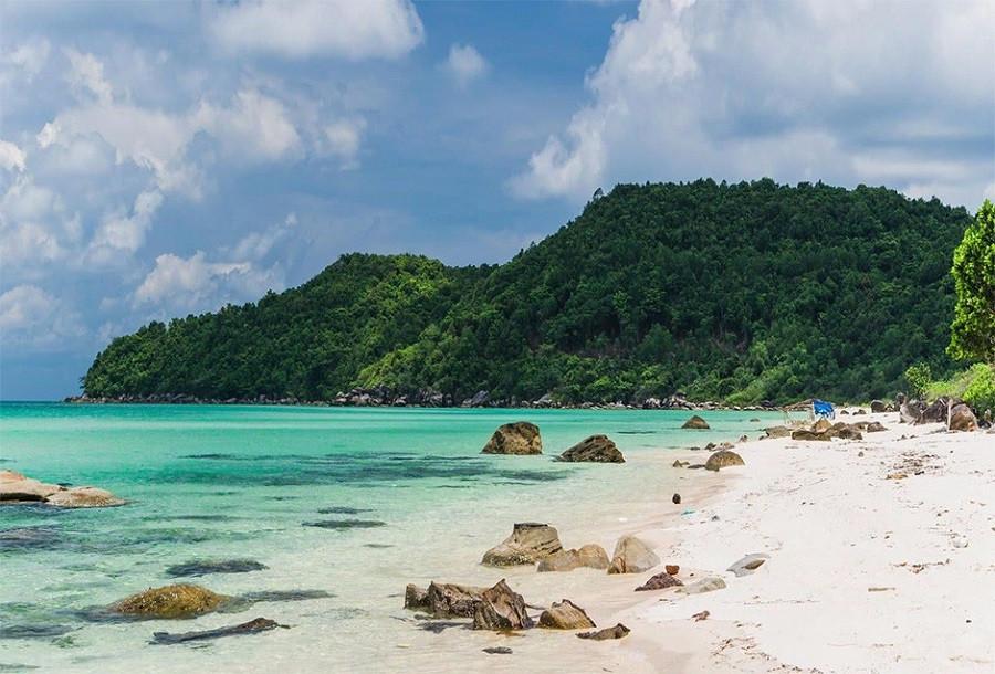Bãi Khem, Phú Quốc hoang sơ đến say đắm lòng người - ảnh 1