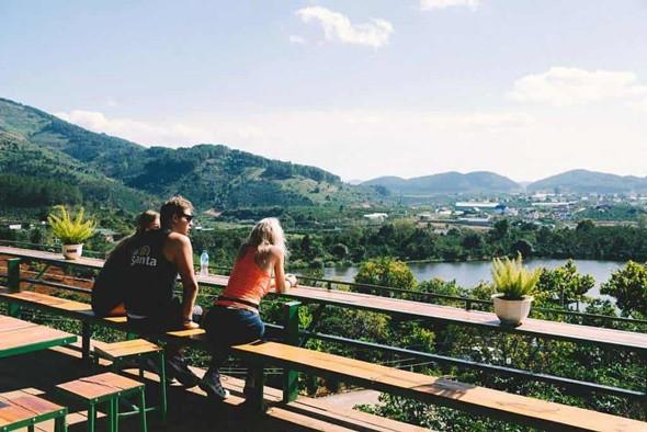 5 Địa Điểm Triệu View Tại Đà Lạt - Mê Linh Coffee