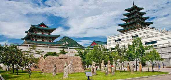 Ngẩn Ngơ Trước Những Điểm Đến Tuyệt Đẹp Tại Hàn Quốc