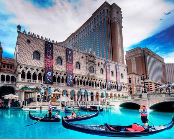 Xiêu Lòng Trước 5 Điểm Đến Đẹp Ngất Ngây Tại Mỹ - Khách sạn Venetian