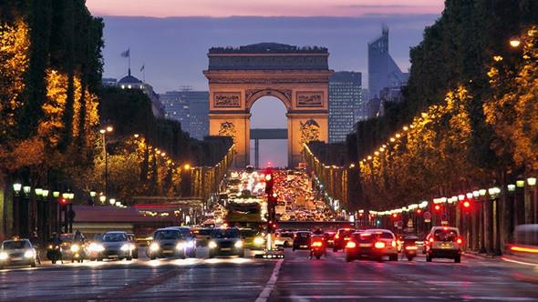 5 địa điểm không thể bỏ qua khi du lịch Pháp - Khải hoàn môn