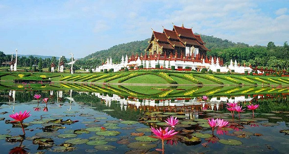 Lang thang Chiang Mai cuốn hút quên lối về - ảnh 2