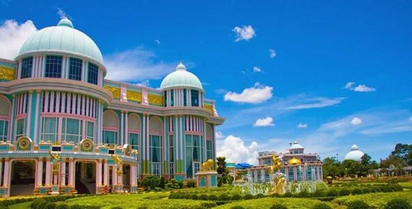 Top 5 Điểm Đến Cực Hot Tại Thái Lan - Ngôi nhà hạnh phúc