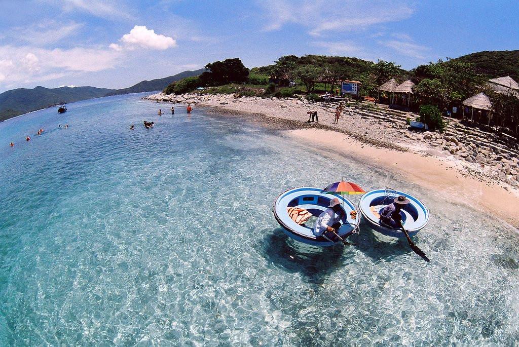 Điểm danh những hòn đảo đẹp tại Nha Trang - Hòn Mun