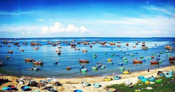 Trải Nghiệm Tour Du Lịch Tết Phan Thiết - Mũi Né - Làng chài