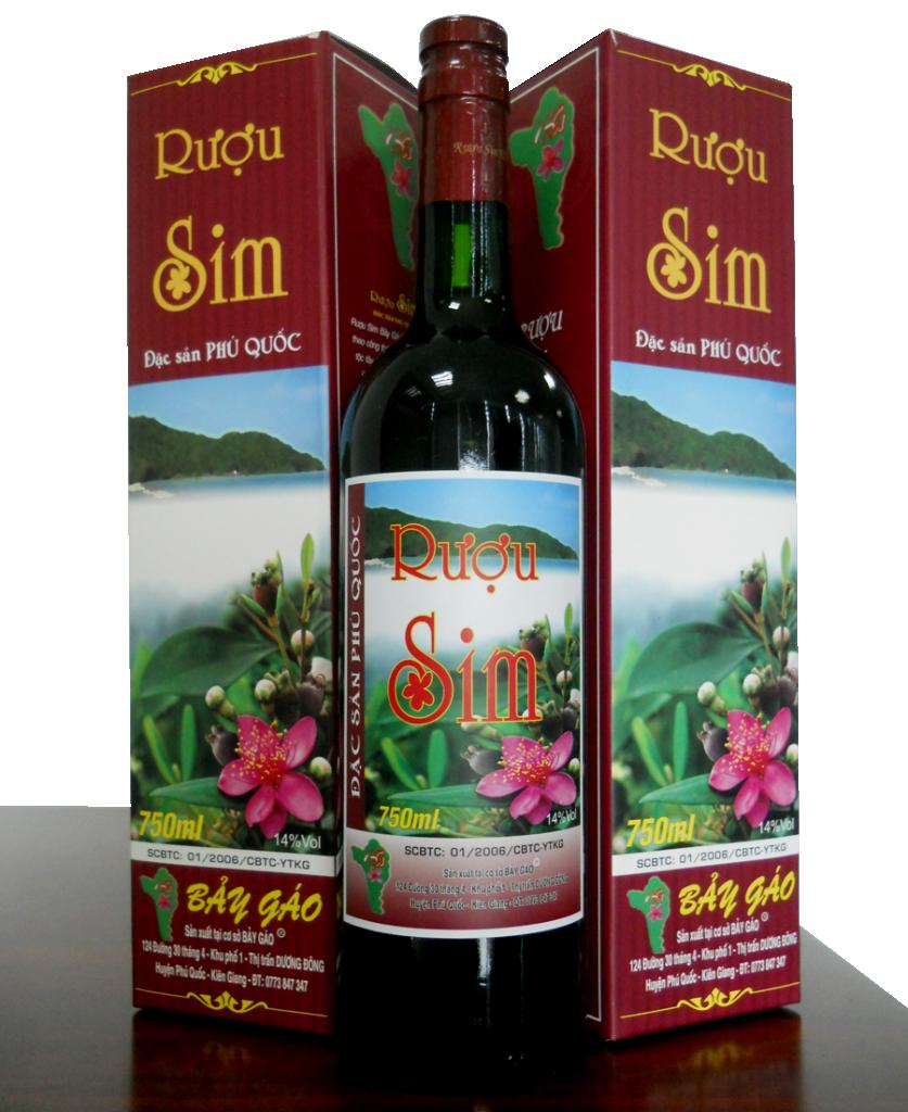 Cơ sở sản xuất rượu sim