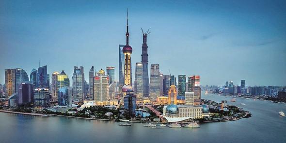 Ngẩn Ngơ Trước Vẻ Đẹp Của Trung Quốc - Bến Thượng Hải