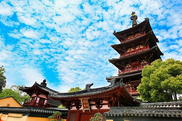 Ngẩn Ngơ Trước Vẻ Đẹp Của Trung Quốc - Hàn Sơn Tự