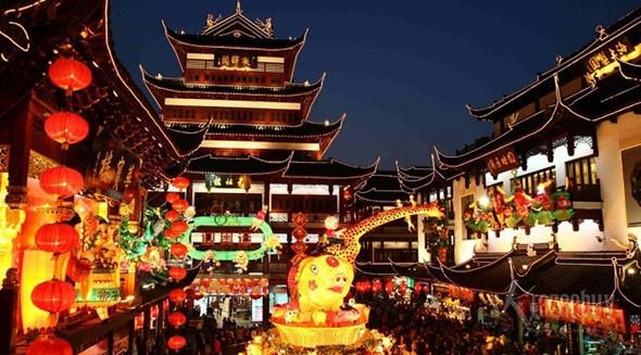 Ngẩn Ngơ Trước Vẻ Đẹp Của Trung Quốc - Miếu Thành Hoàng