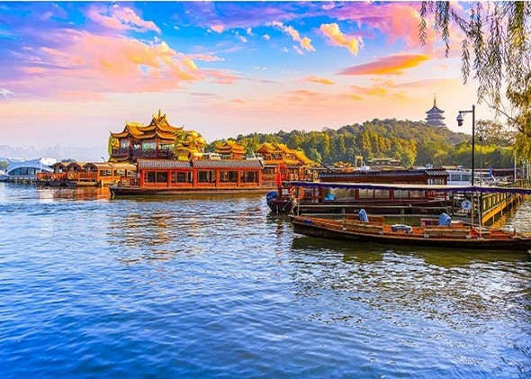 Ngẩn Ngơ Trước Vẻ Đẹp Của Trung Quốc - Tây Hồ