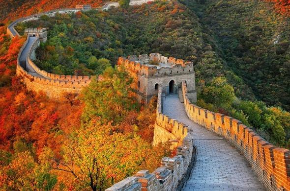 Ngẩn Ngơ Trước Vẻ Đẹp Của Trung Quốc - Vạn Lý Trường Thành