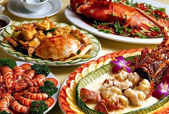Truy Lùng 5 Quán Ăn Nức Tiếng Tại Vũng Tàu - Quán hải sản Gành Hào