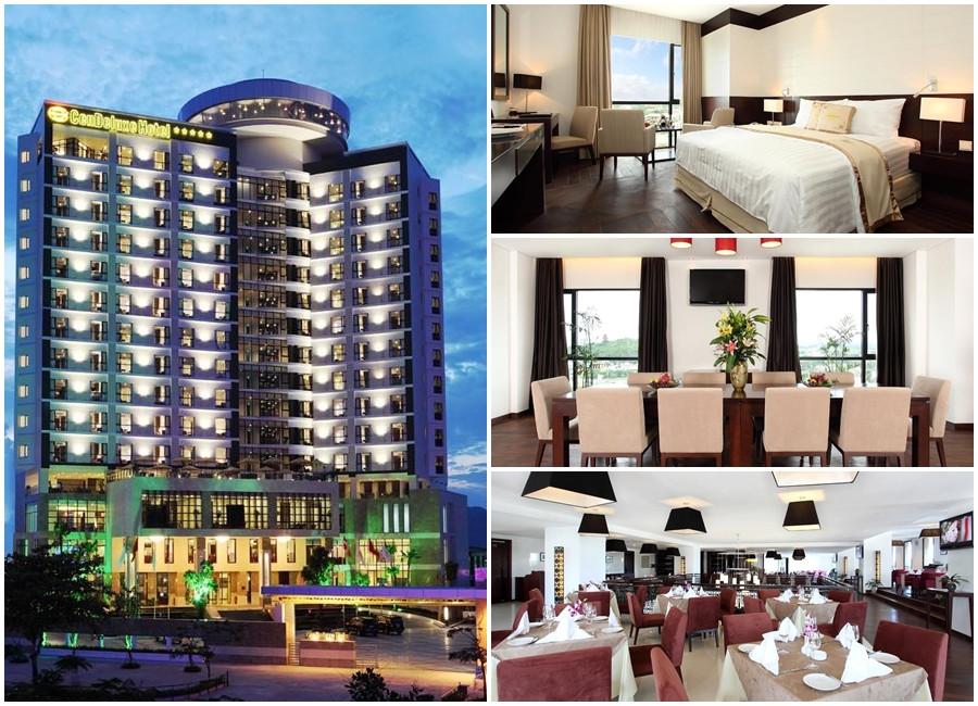 Du lịch Phú Yên tiết kiệm với combo voucher khách sạn đẳng cấp 4,5 sao chỉ từ 890K - khách sạn Cendeluxe