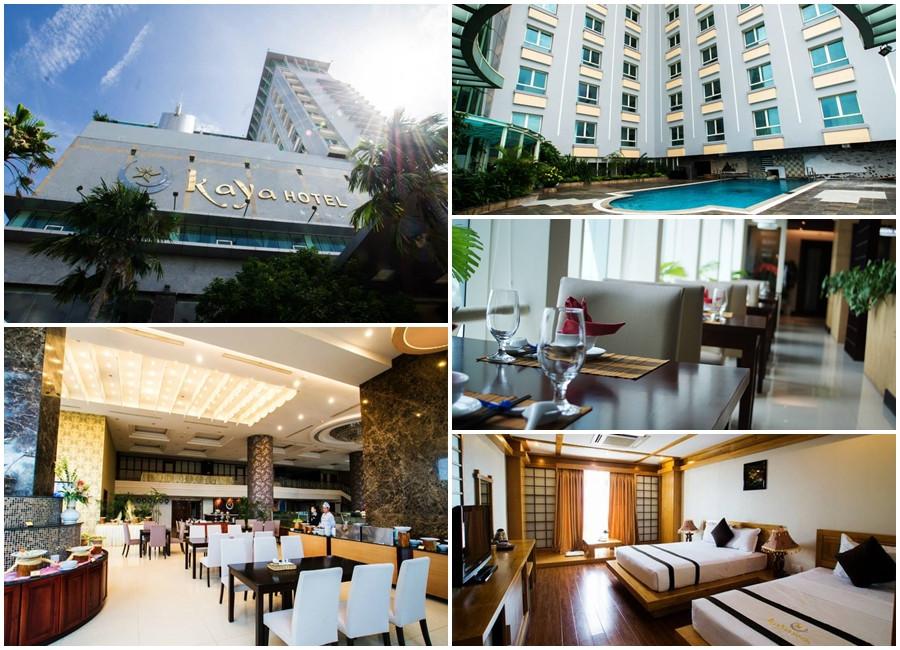 Du lịch Phú Yên tiết kiệm với combo voucher khách sạn đẳng cấp 4,5 sao chỉ từ 890K - khách sạn Kaya