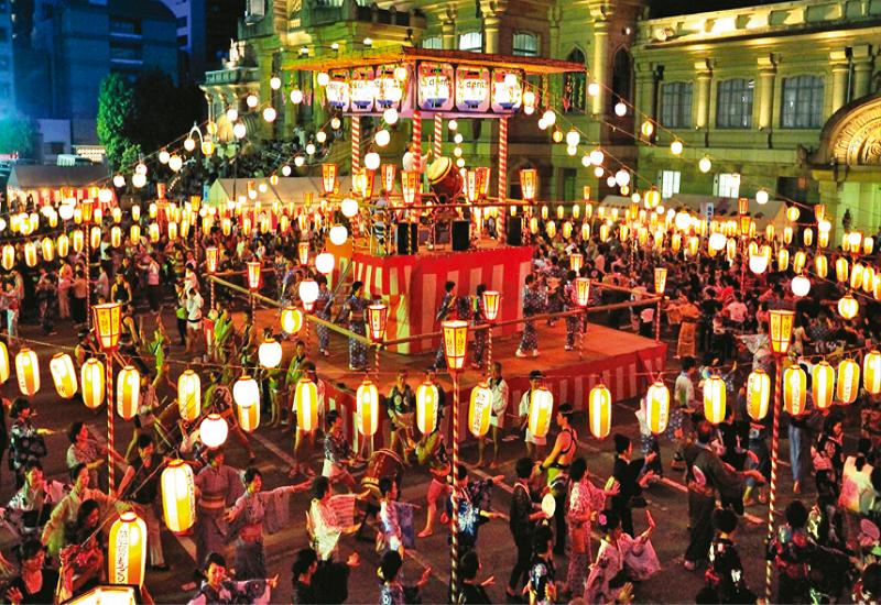 Những lễ hội hấp dẫn ở Asakussa Kannon