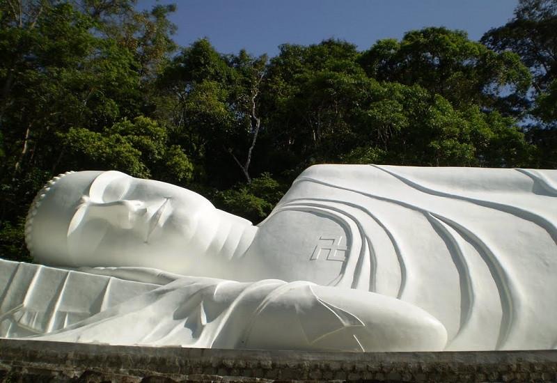 Chiêm ngưỡng tượng Phật Thích Ca lớn nhất Ðông Nam Á