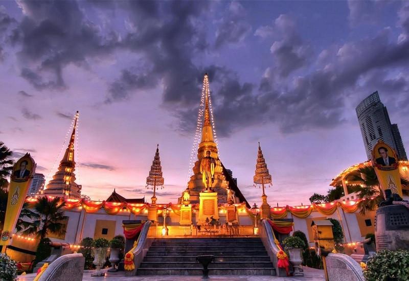 Ngôi chùa tồn tại hơn 100 năm tuổi