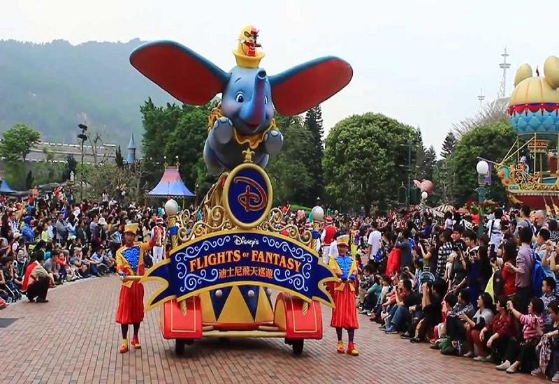 Kinh nghiệm khám phá xứ sở thần tiên Disneyland khi đi du lịch Hong Kong