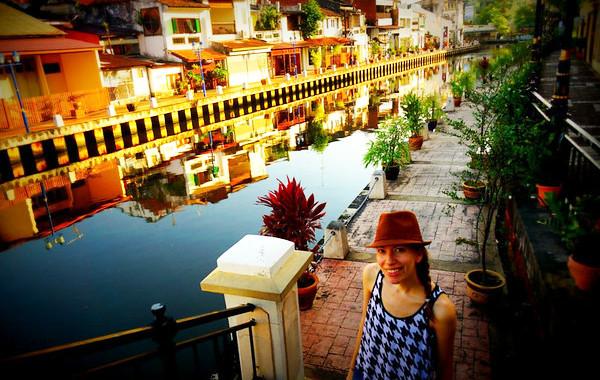 Ẩn mình bên bờ sông Malacca