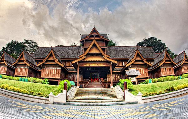Bảo tàng Melaka Sultanate Palace